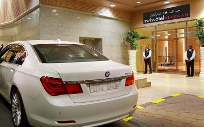 taxi and limousin for makkah and jeddah and hotels delivery cars
