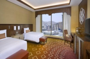 Marriot makkah hotel jabal omar