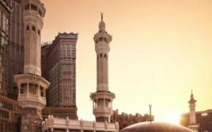 Raffles Makkah Palace hotel
