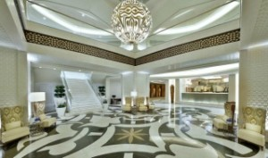 conrad makkah hotel in jabal omar
