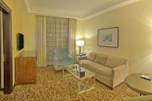 junior suite one bed room haram view ih hilton sites in ramadan offers prices