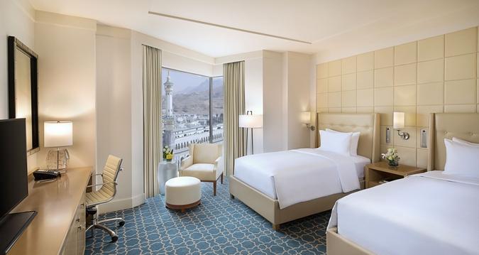 hotel hilton convention makkah