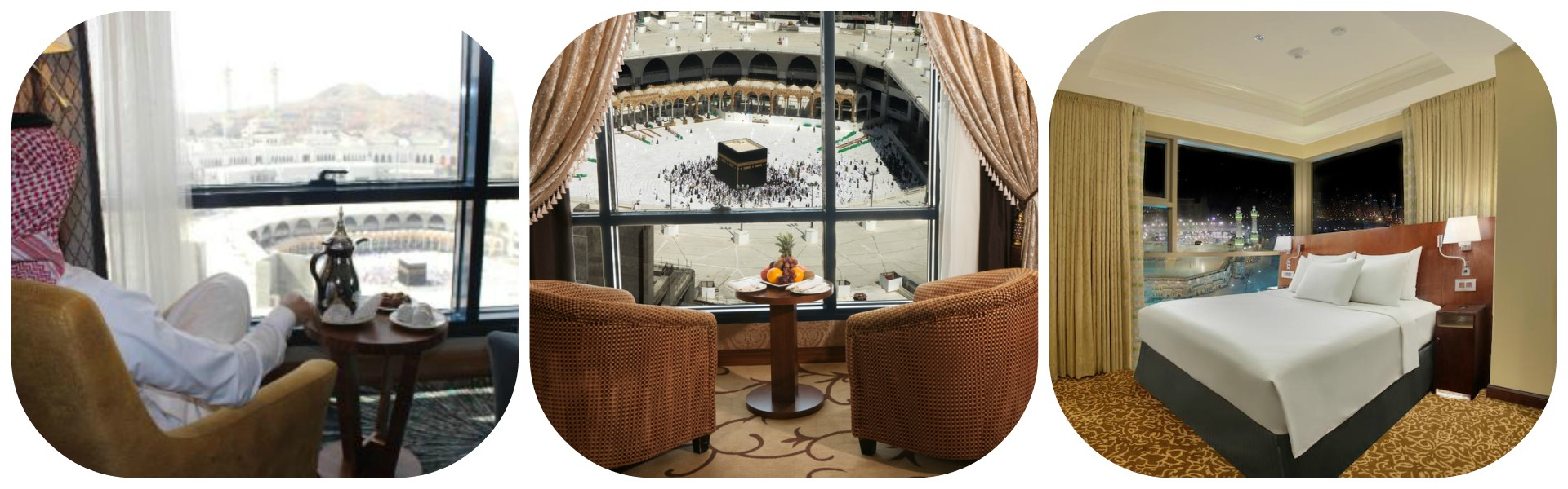 booking makkah hotels ramadan month last ten days 2020