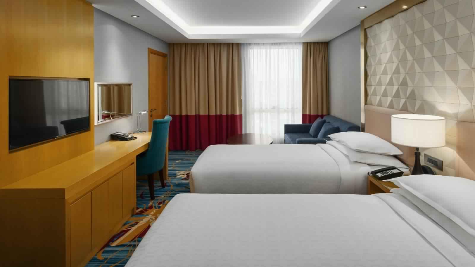 Sheraton Makkah hotel Jabal Al Kaaba